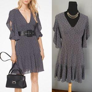 MICHAEL KORS Georgette Dress - Size M